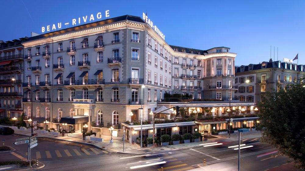 Geneve Hotel  Etoiles
